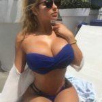 vacancière sexy