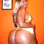 femme noire au cul énorme