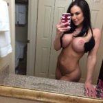 selfie femme mature très bonne
