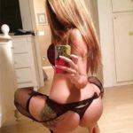 photos lingerie de salope