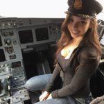 bonasse dans l'avion